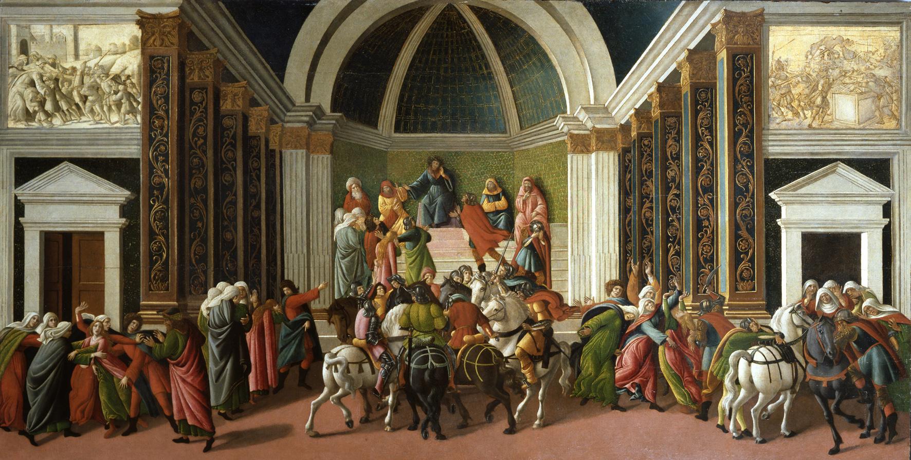 Botticelli - Histoire de la sculpture ...